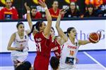 """Marta Xargay: """"Nuestro baloncesto está dando alegrías"""""""