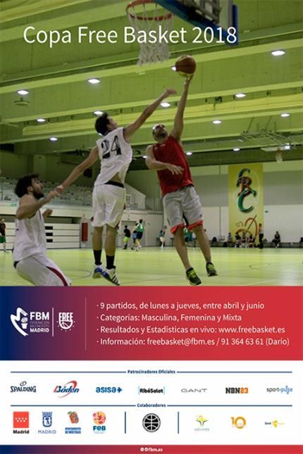 6efcce00 Copa Free Basket | Federación Española de Baloncesto