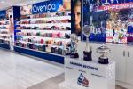 La nueva tienda de Perfumerías Avenida muestra las copas del triplete