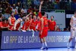 España cierra la primera fase de las Ventanas instalada en el segundo puesto del ranking FIBA