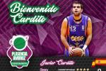 El base placentino Javier Cardito octavo fichaje del Extremadura Plasencia CB