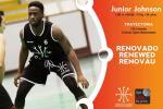Junior Johnson renueva por el Círculo Gijón Baloncesto