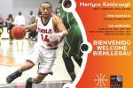 Martyce Kimbrough segundo extracomunitario del Círculo Gijón Baloncesto