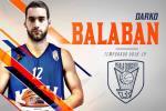 Darko Balaban, centimetros para la pintura del Melilla Baloncesto