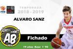 Álvaro Sanz y Álvaro Picazo llevarán el timón del Arcos Albacete Basket