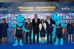 Ceremonia Inaugural de la Copa del Mundo de Baloncesto Femenino 2018