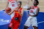 71-84 | España se quita los nervios del inicio con un partido muy serio