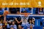 18 proyectos de baloncesto en la Guía 2018-19 de la Liga LEB Oro