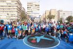 Almería cierra el Plaza 3x3 CaixaBank 2018 con otra gran jornada de baloncesto en la calle