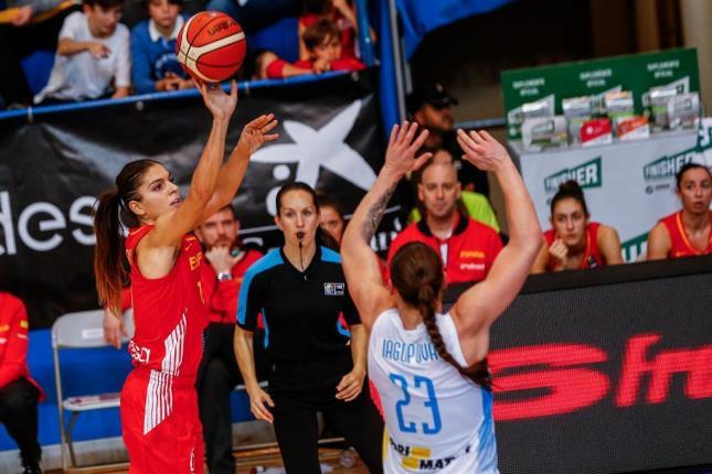 Selecciones - Federación Española de Baloncesto 78f84ca589a87