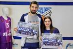 El Melilla Bto y la Asociación Protectora de Animales de Melilla presentan un calendario solidario