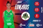 J.23: Ariel Edwards, la MVP de la remontada perfecta