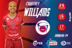 J.23: Courtney Williams, la MVP que tomó Fontajau