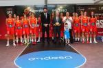 La Selección Femenina se presenta bajo el lema 'Queremos Más'