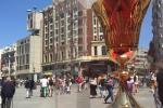 El Tour de la  Copa del Mundo llega a Madrid