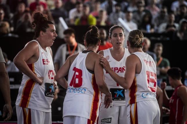 Derrota de España en cuartos de final | Federación Española de ...