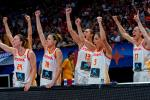 La quinta final europea del baloncesto femenino español