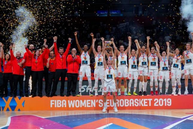 Calendario Eurobasket.Selecciones Federacion Espanola De Baloncesto