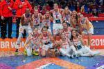Campeonas de Europa haciendo historia
