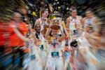 Laia Palau sube al podio de la historia del baloncesto europeo
