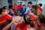 """Jorge Garbajosa: """"Un empujón definitivo a la promoción del baloncesto femenino"""""""