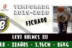 El norteamericano Levi Holmes III llega al Arcos Albacete Basket