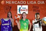 Liga DIA: Mercado oficial de fichajes 2019/20