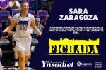 Sara Zaragoza, centímetros para la pintura del Laboratorios Ynsadiet Leganés