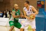 Víctor Serrano, un mes a prueba en el Club Baloncesto Almansa