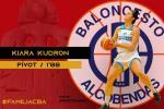 Kiara Kudron se convierte en nueva jugadora del Pacisa Alcobendas de cara a la próxima temporada
