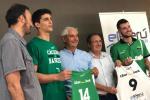 Aitor Zubizarreta y Jorge Bilbao presentados en El Perú Cáceres Wellness