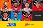 Arranca una NBA con cinco campeones del mundo