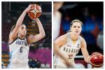 Heleen Nauwelaers y Vicky Llorente abren la ventana FIBA al Embutidos Pajariel Bembibre