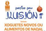"""La Asociación Deportiva Cortegada presenta su """"Partido por la Ilusión"""""""