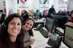 El Lointek Gernika Bizkaia, solidaridad con el EiTB Maratoia contra el cáncer infantil