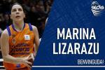 Marina Lizarazu nueva jugadora de Cadí La Seu para reforzar la posición de base