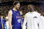 Dos meses sin Kobe: el paso de la 'Mamba' por el Palau Sant Jordi en 2012