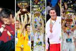 De Perugia 1993 a Belgrado 2019: los 14 podios de la Selección Femenina