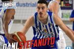 El escolta Dani Stefanuto, más potencial joven para el CB Zamora