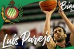 Luis Parejo, nueva pieza para la plantilla de Levitec Huesca
