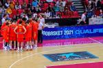 Arranque en Macedonia y remate en Georgia antes del Eurobasket