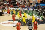 El España-Israel, primer partido oficial de la Selección en Valencia