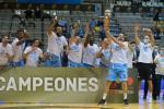 85-74 | El Leche Río Breogán conquista un histórico triplete copero