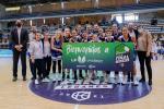 81-72   El BAXI Ferrol culmina su histórica temporada con el ascenso