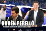 Rubén Perelló continúa liderando el proyecto del CB Almansa en la Liga LEB Oro