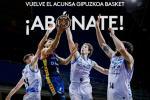 Arranca la nueva campaña de abonados del Acunsa Gipuzkoa Basket