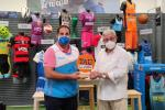 El TAU Castelló y Decathlon unen fuerzas para mejorar el trabajo de la cantera