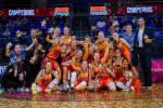 El Valencia Basket conquista su primer título nacional