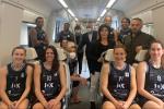 El IDK Euskotren se presenta en sociedad para el nuevo curso