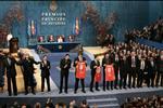 """El """"ejemplo imborrable"""" del Premio Príncipe de Asturias a los campeones del mundo"""